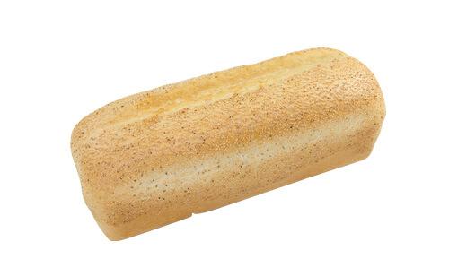 Formfranskbrød med hvid/blå eller uden birkes