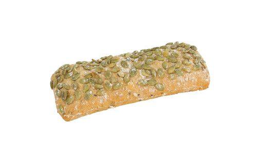 Groft græskarstykke m/fuldkorn